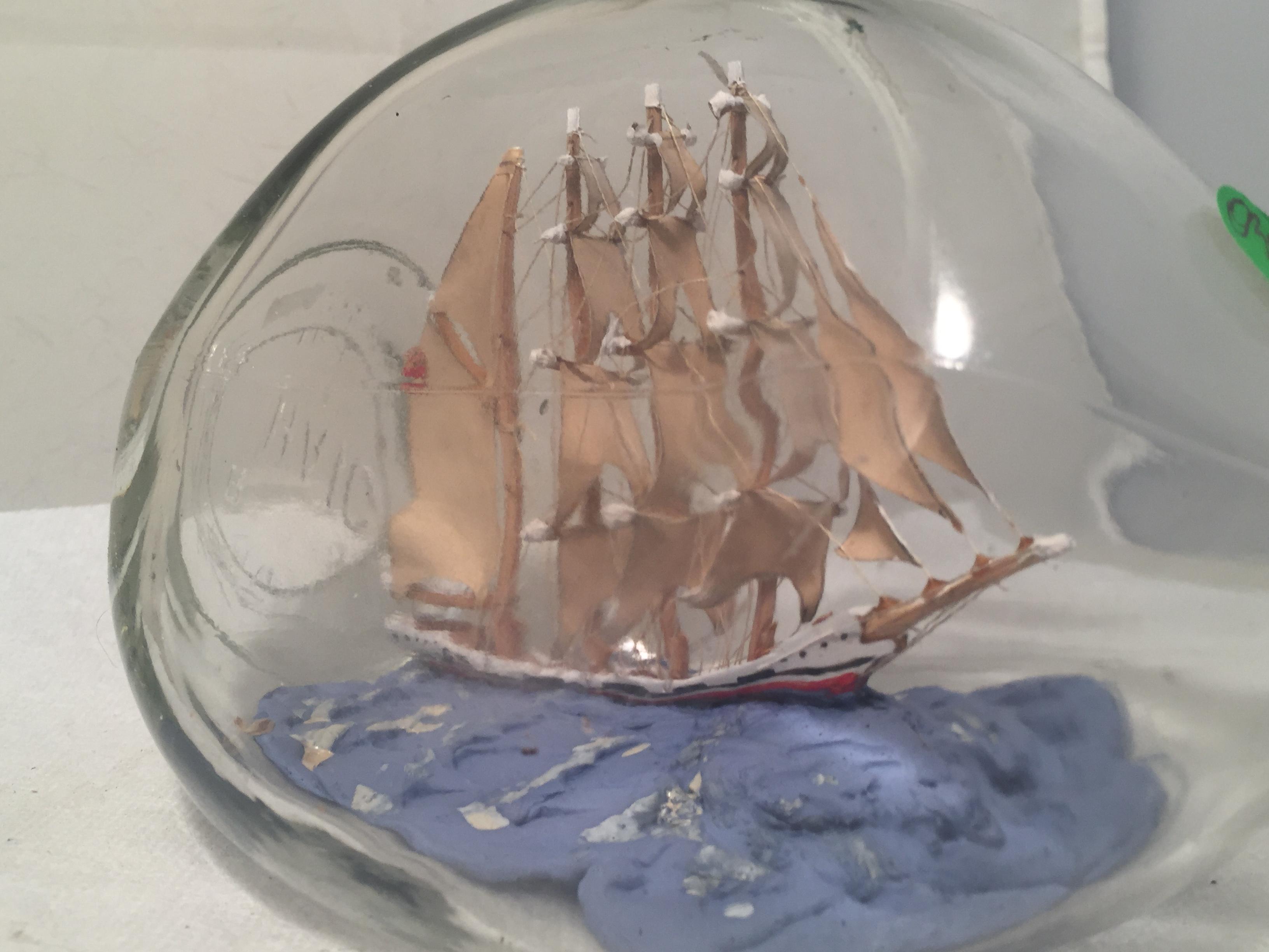ship in a pinch bottle