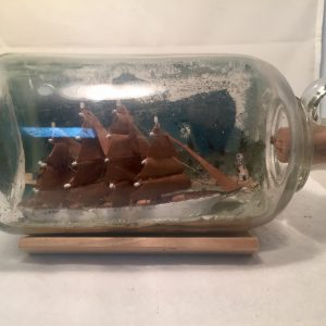 antique,ship,in,a,bottle