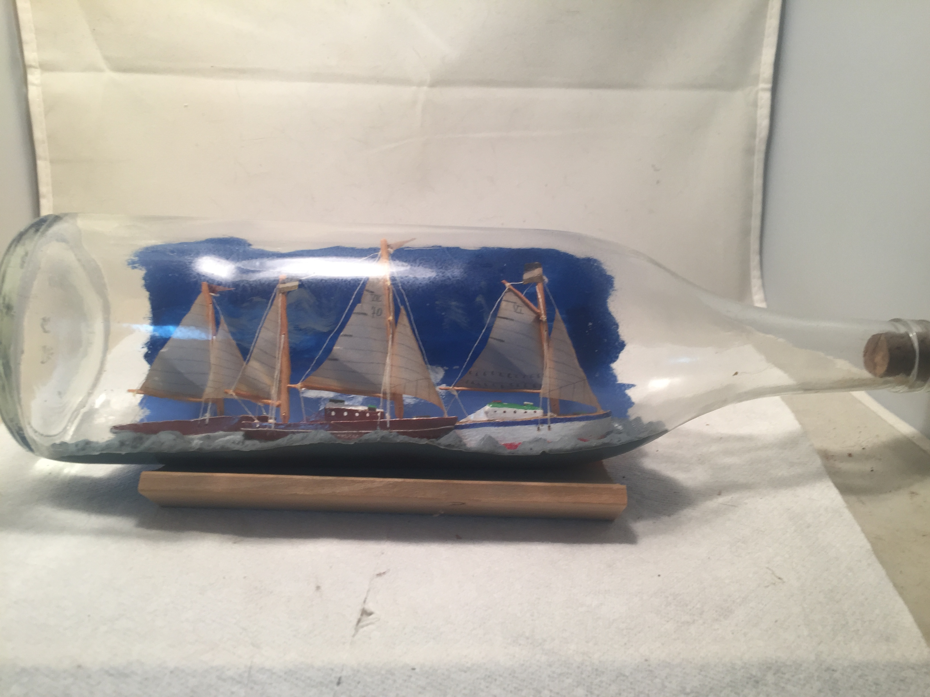 Sailboats in a bottle 3