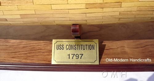 T103 - USS Constitution XL