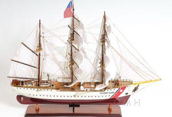 US. Coast Guard Eagle E.E. model ship
