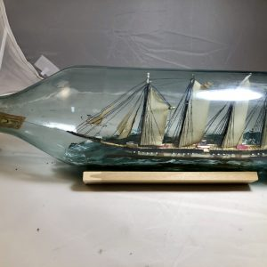 Private collection Schooner antique