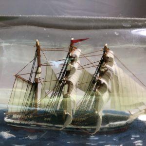 Three masted Barque vintage