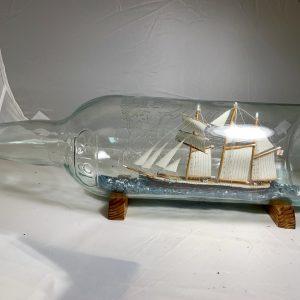 Large 3 masted Barque