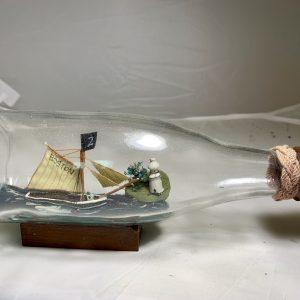 Boston harbor pilot sloop