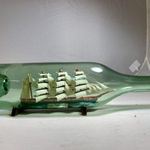 Loch Torridon Ship in a bottle